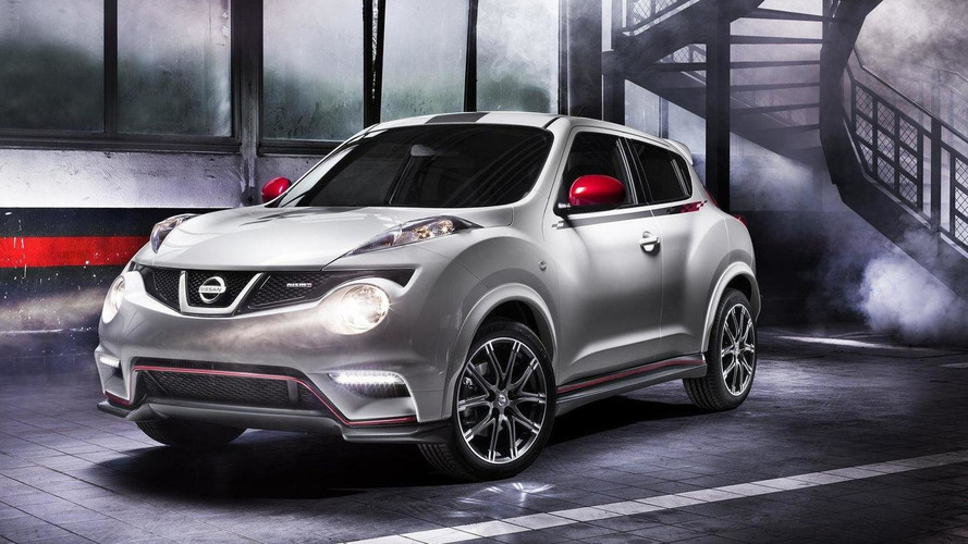 Nissan Juke Nismo detailed