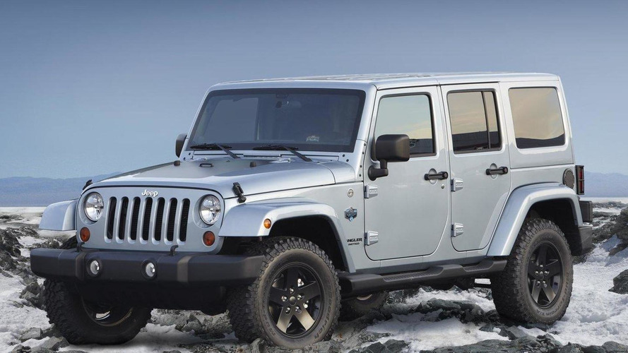 Jeep considering a Wrangler diesel for the U.S. - report