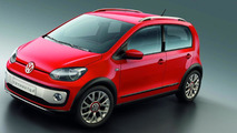 Volkswagen cross up! concept 14.09.2011