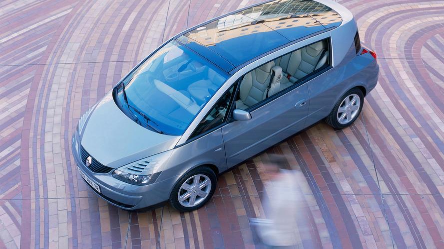 "Renault Avantime, la monovolume? ""Famola strana"""