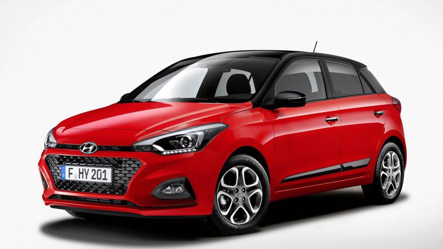 Facelift für den Hyundai i20