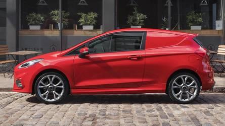 Ford Fiesta Van - bemutatkozott a területi képviselők új kedvenc autója