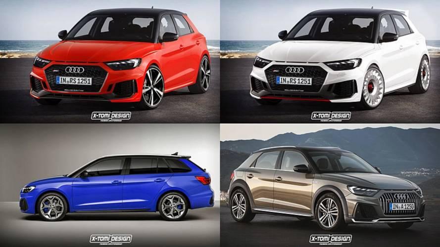 Audi A Usa New Car Models - Audi a1 usa
