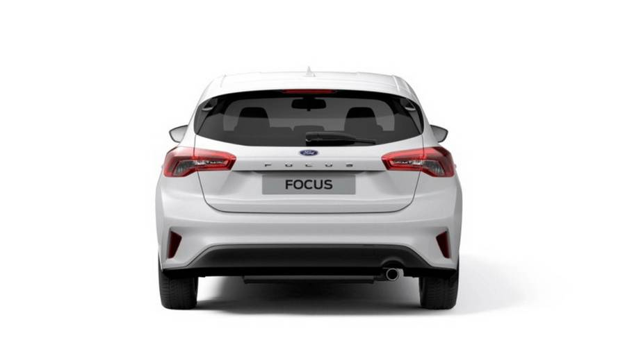 2019 Ford Focus Trend Trim