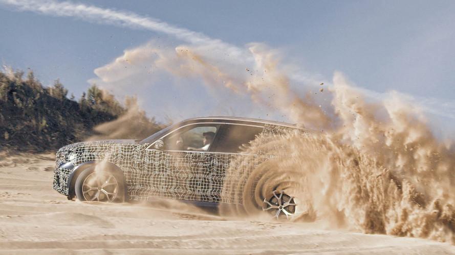 Nuova BMW X5, le foto dal Sud Africa dei collaudi