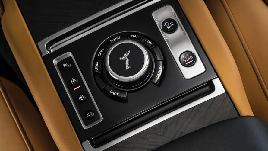 Rolls-Royce Cullinan Teased Again Before Tomorrow's Reveal