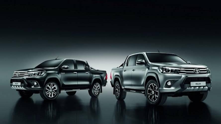 Toyota Hilux - Deux séries limitées pour le 50e anniversaire