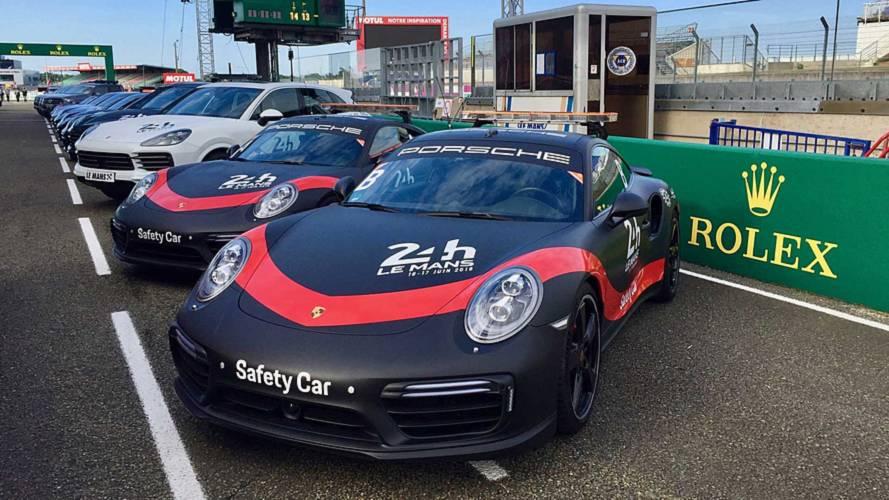 Porsche Safety Car 24 Heures du Mans