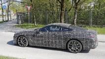 2018 BMW 8 Series Coupe spy photo