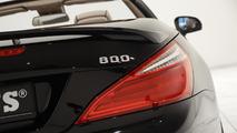 Brabus 800 Roadster based on Mercedes-Benz SL 65 AMG