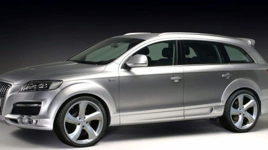 Hofele Design releases Audi Q7 tuning kit