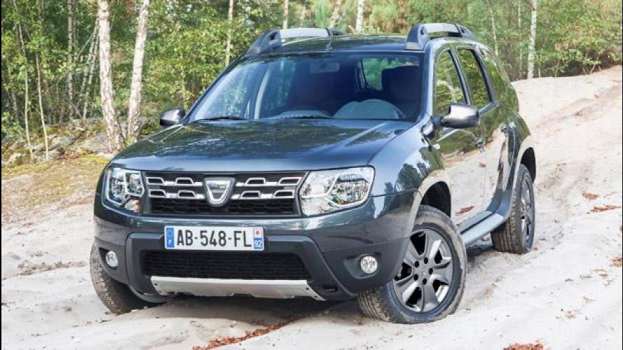 Dacia Duster restyling, i prezzi