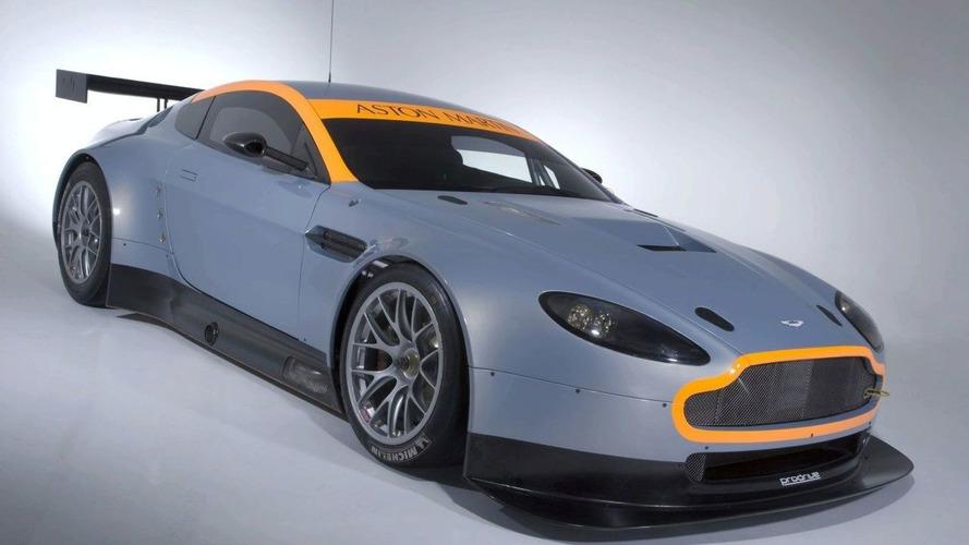 Aston Martin Vantage GT2 Revealed
