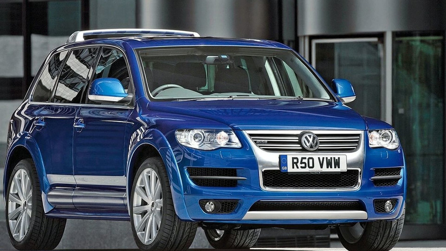 Volkswagen Touareg R50 goes on sale