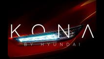 Hyundai Kona, il primo teaser
