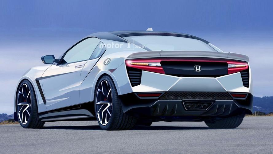 Akár ilyen is lehetne a Honda S2000 utódja