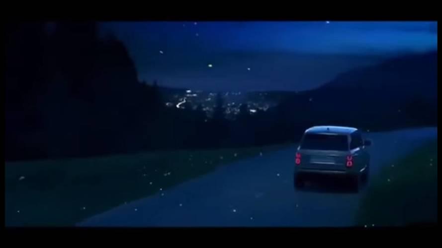 Range Rover 2018 en fuite