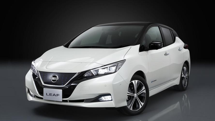 Háromféle sebességszabályozó rendszerrel érkezik  a vadonatúj Nissan Leaf