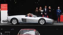 Ferrari Testarossa Spider Gianni Agnelli