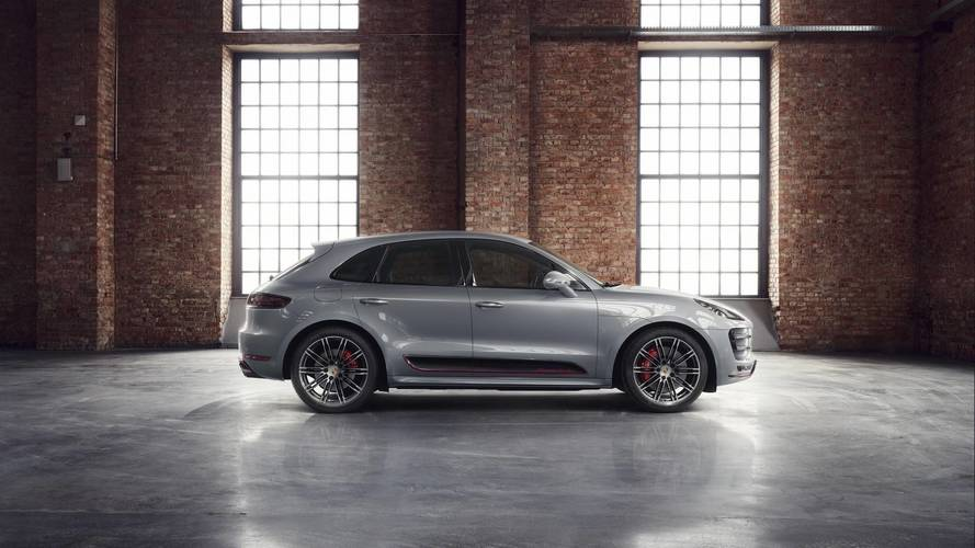 Porsche Macan Turbo Exclusive Performance Edition Shown On Video