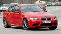 BMW M3 Sedan Facelift Spy Photo