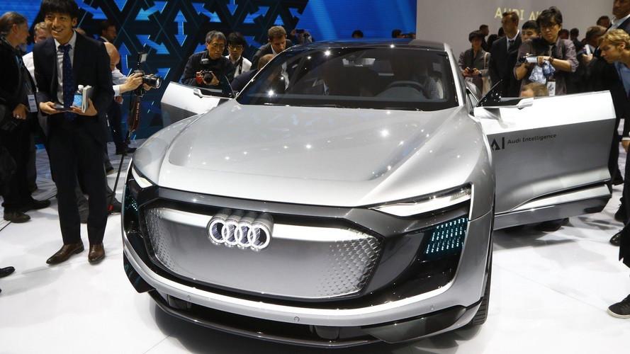 Audi Elaine Concept Gives The E-Tron Sportback Level 4 Autonomy