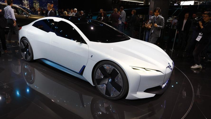 BMW i Vision Dynamics – La Tesla Model S dans le viseur