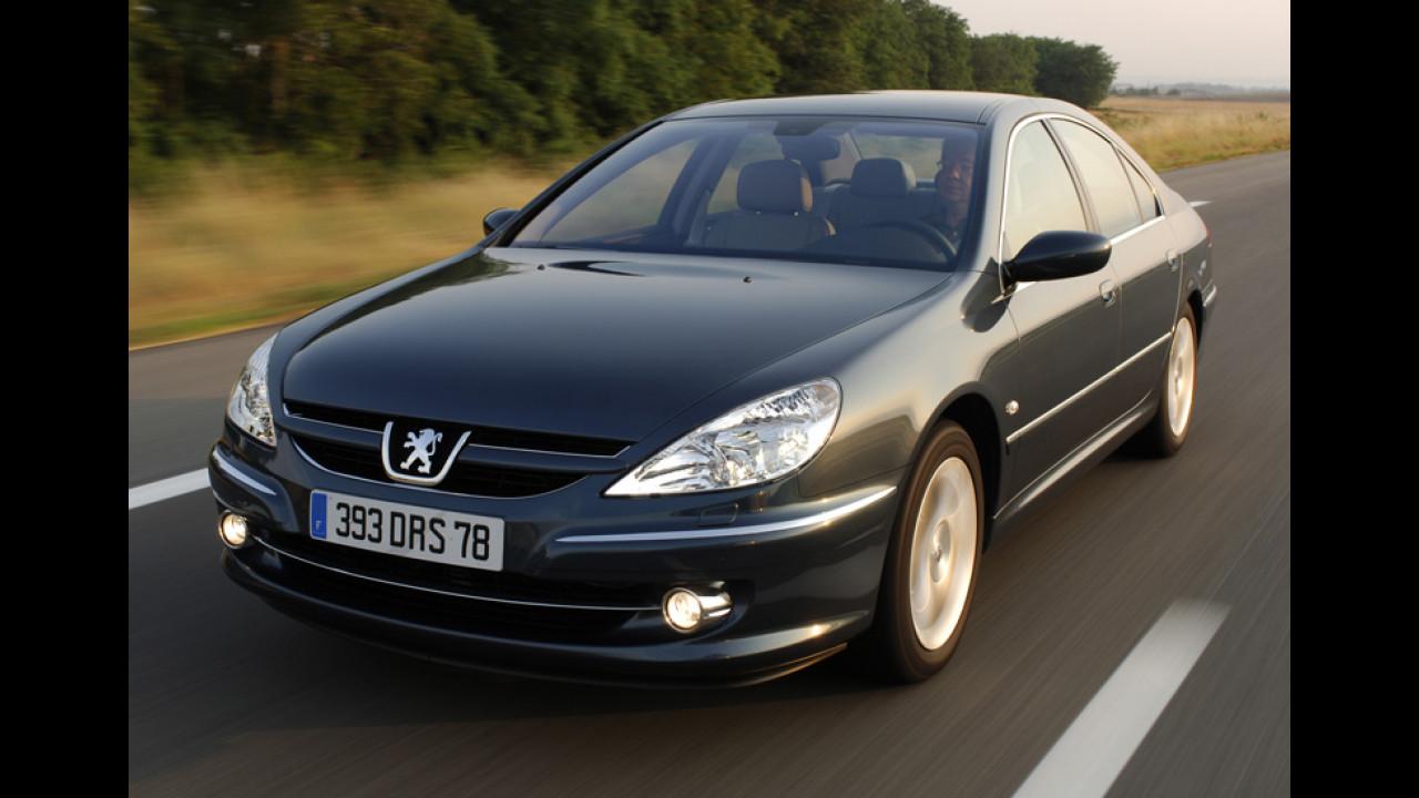 Peugeot 607 2.2 HDI FAP da 170cv