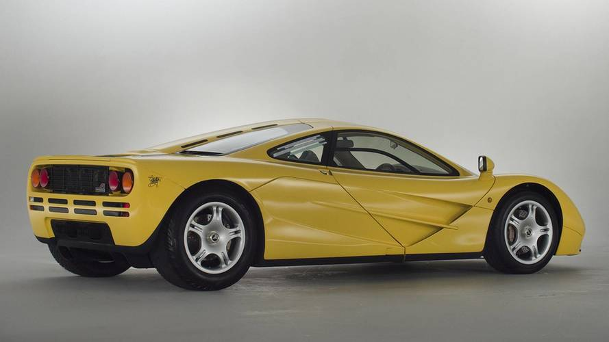 Extremely Low Mileage McLaren F1 Is What Dreams Are Made Of