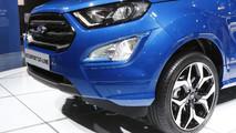 2018 Ford EcoSport ST-Line live in Frankfurt
