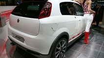 Fiat Grande Punto Abarth at Geneva