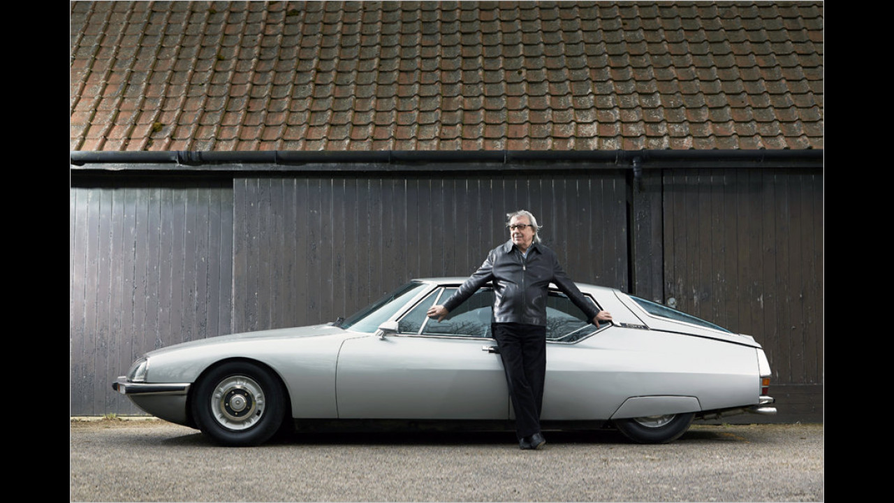 Stones-Bassist gibt Citroën her