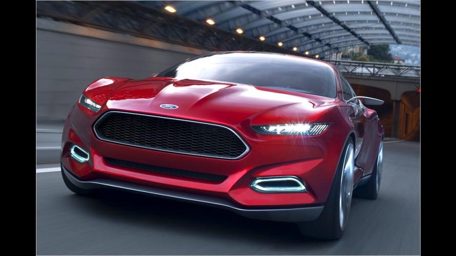 In der Datenwolke: Ford Evos Concept