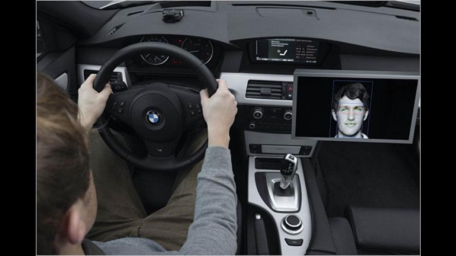 Innovationen von Fahrererkennung bis Teleprogrammierung
