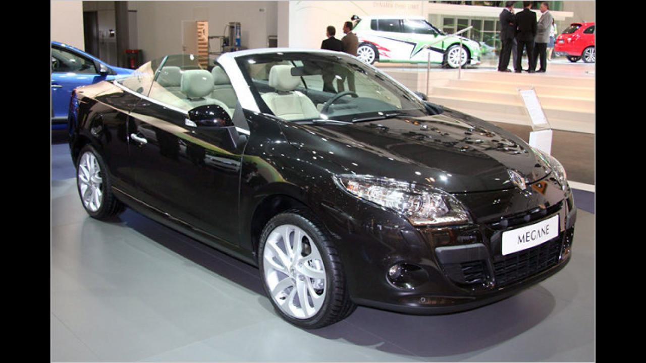 Renault Mégane Coupé-Cabrio