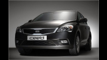 Kia Cee'd: Facelift
