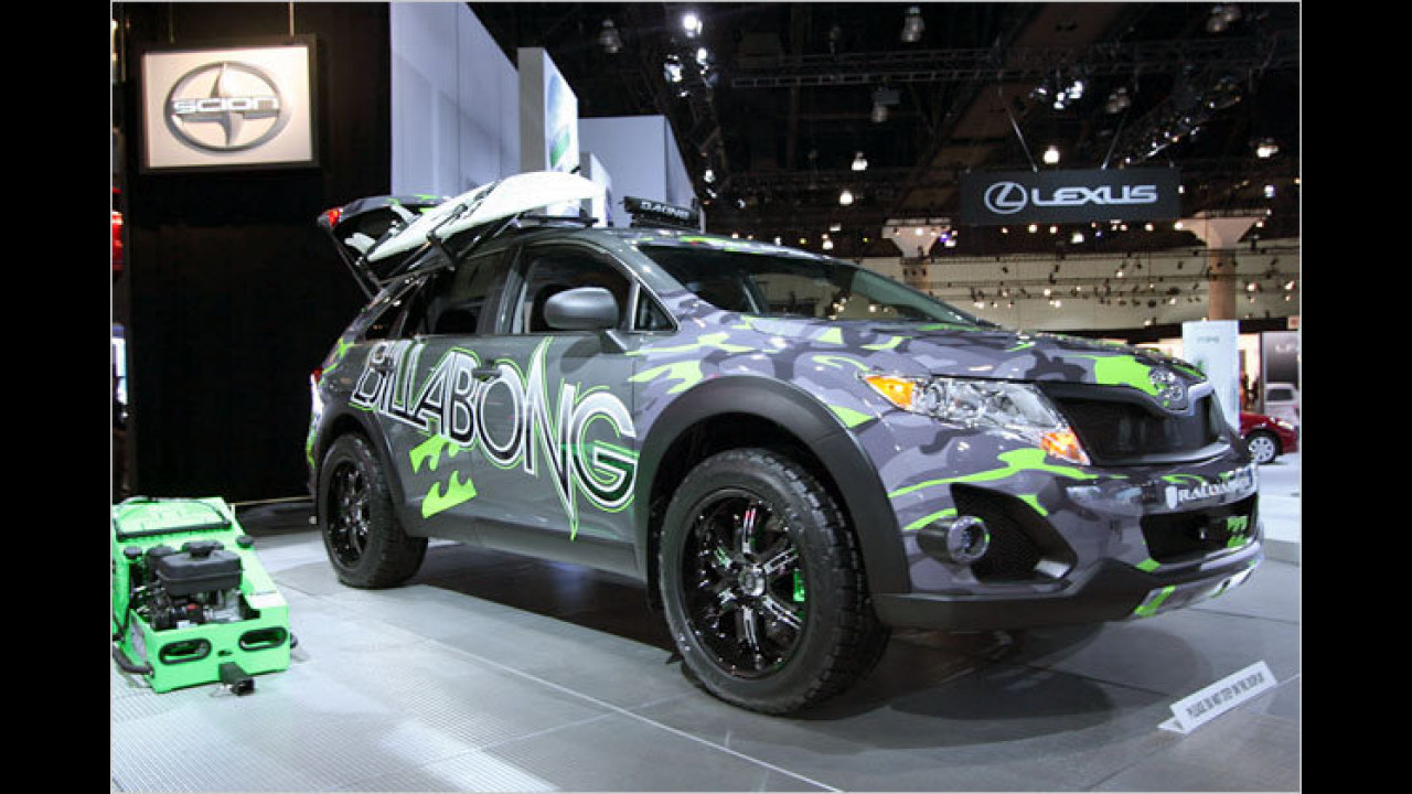 Toyota Billabong Ultimate Venza