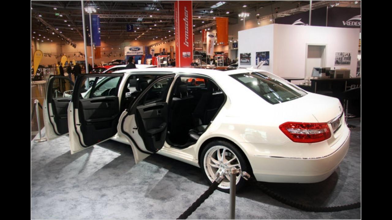 Binz Mercedes E-Klasse Strechlimo