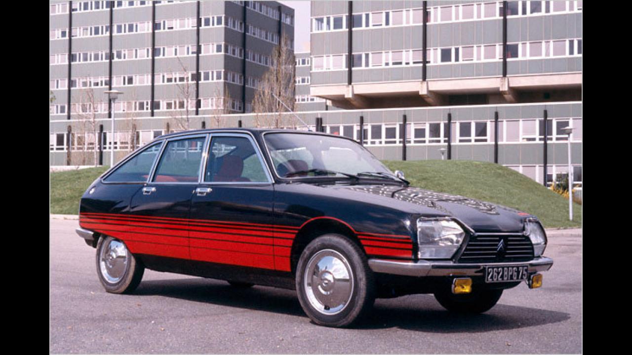 40 Jahre Citroën GS