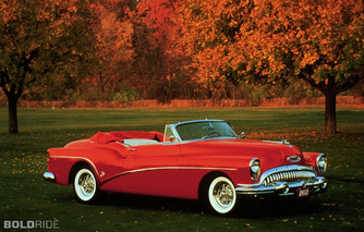 Buick Skylark Convertible Coupe