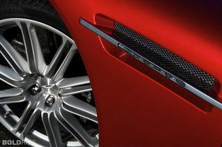 Aston Martin DBS Infa Red