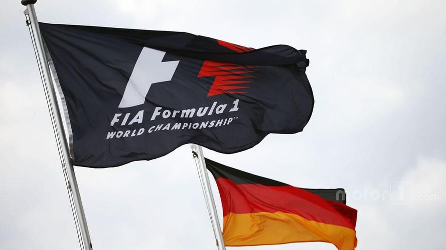 F1 Almanya GP'si - Yarış sonucu