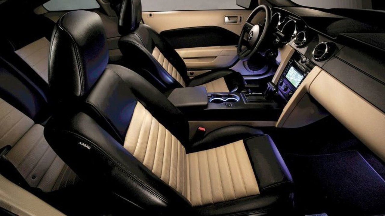 2008 Ford Mustang Interior