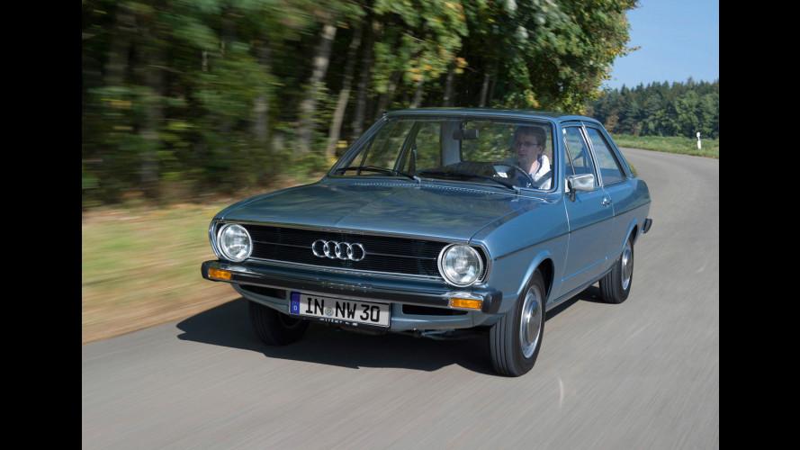 Audi 80, l'antenata della A4