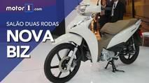 Salão Duas Rodas - Honda Biz 2018