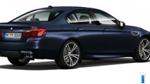 2014 BMW M5 facelift leaked photo 13.5.2013