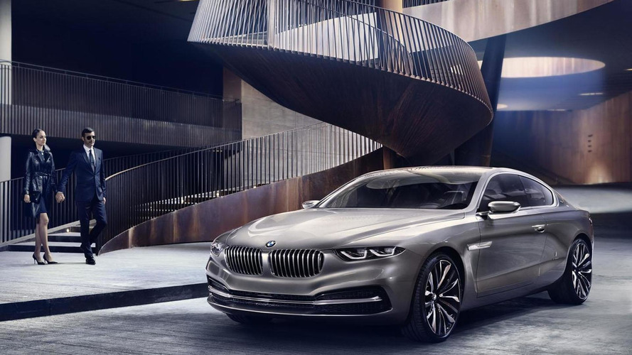 BMW 9-Series concept to make a surprise debut at Auto China - report