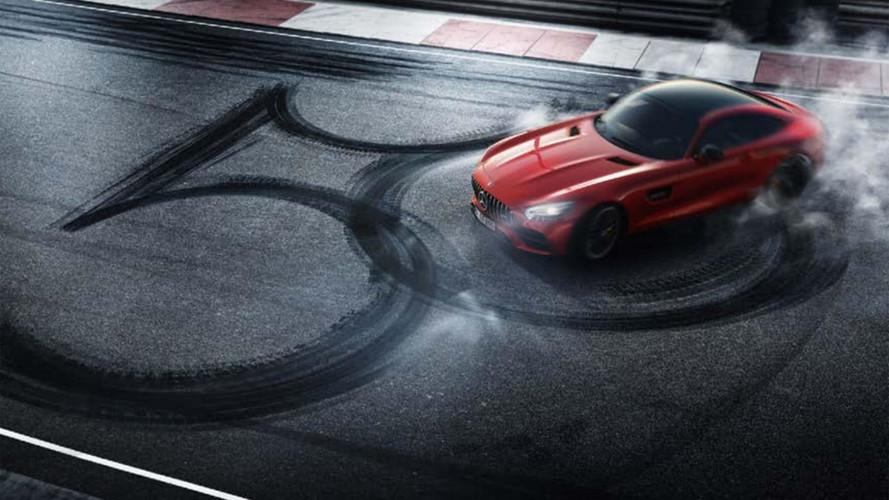 Mercedes-AMG fête ses cinquante ans !