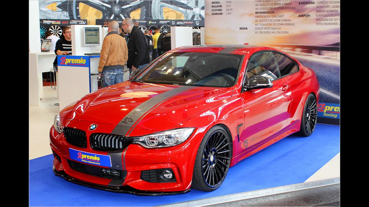 Premio BMW 435i xDrive
