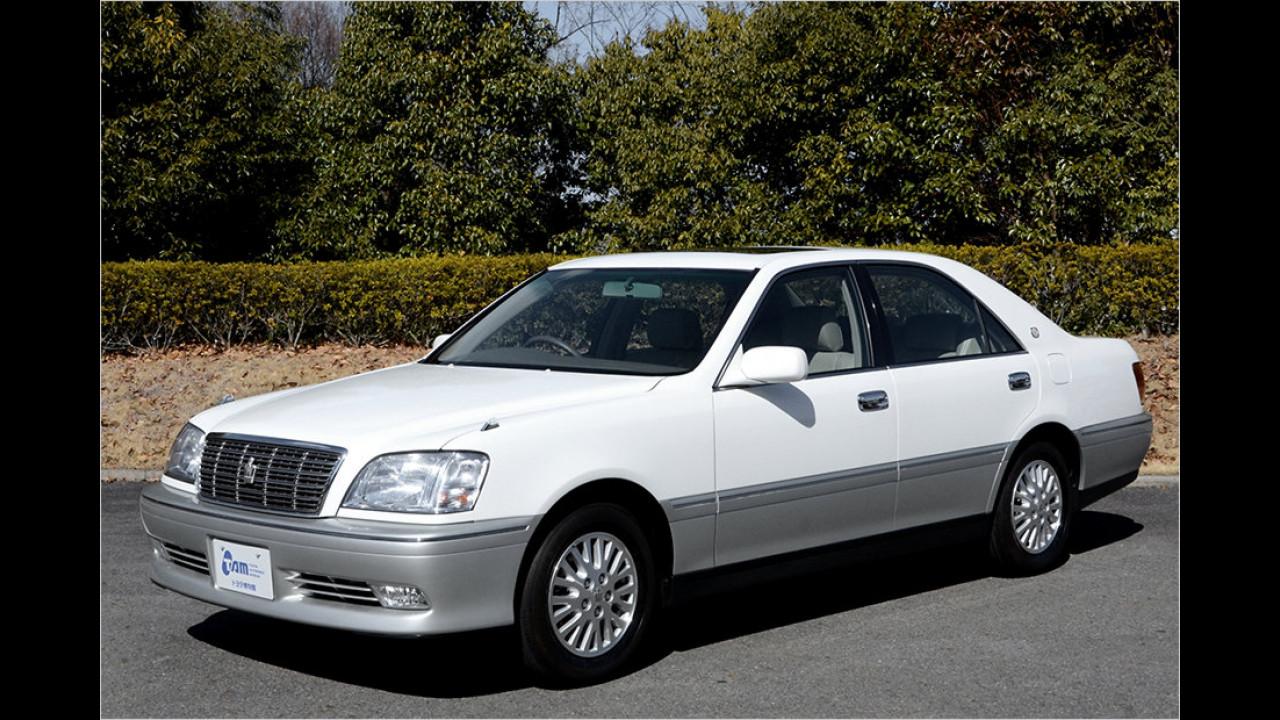 11. Generation: S170 von 1999 bis 2003